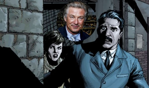 Alec Baldwin departs Warner Bros. 'Joker' movie
