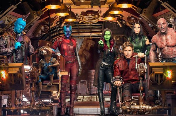 James Gunn Will Return to Direct 'Guardians of the Galaxy'  3