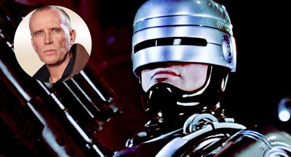 Neill Blomkamp suggests Peter Weller may return for MGMs 'RoboCop Returns'