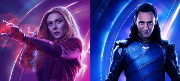 Elizabeth Olsen and Tom Hiddleston will headline Marvel's newest TV series for Disney's streaming service