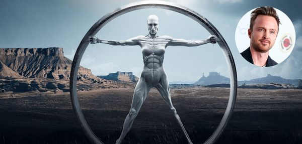 Aaron Paul joins the cast of Westworld season 3