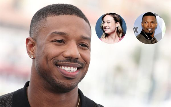 Production is underway for 'Just Mercy' starring Michael B. Jordan, Brie Larson, and Jamie Foxx