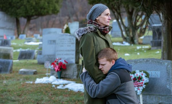 Julia Roberts and Lucas Hedges deal with addiction in 'Ben is Back' (TIFF review)