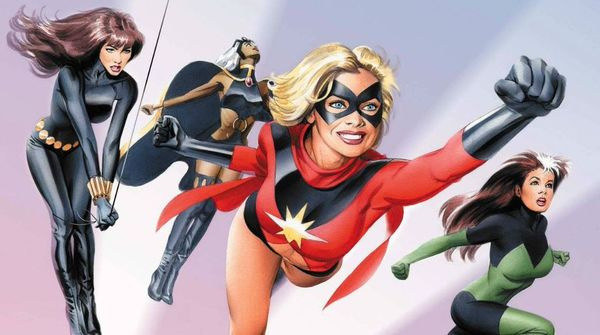 Female-centric Marvel show in development at ABC from 'Wonder Woman' Writer