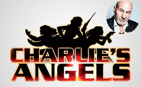 Patrick Stewart set to play Bosley in Sony's 'Charlie's Angels'