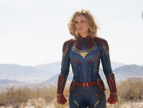 'CAPTAIN MARVEL' Critic First Reactions