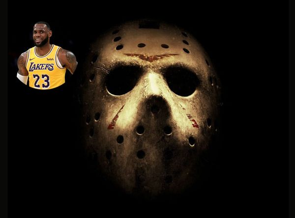 LeBron James rebooting 'Friday the 13th'