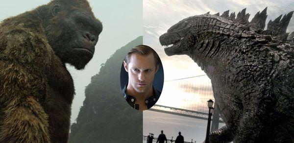Alexander Skarsgård boards 'Godzilla vs. Kong'