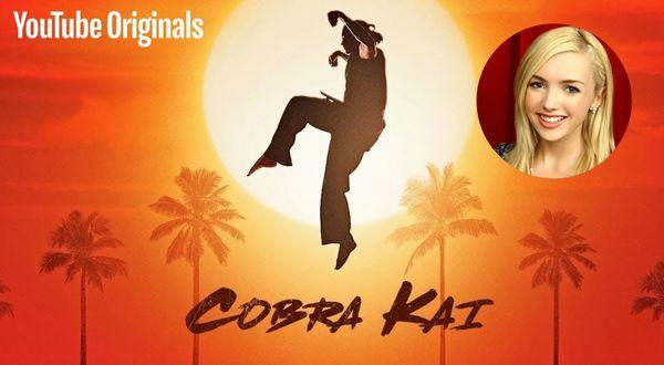 Peyton List joins the cast of 'Cobra Kai'