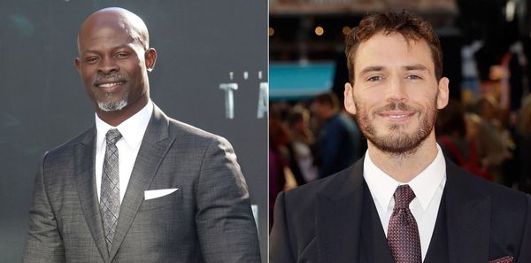 Djimon Hounsou and Sam Claflin join Sony's 'Charlie's Angels' reboot