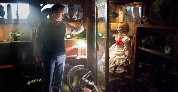 Patrick Wilson and Vera Farmiga will return for 'Annabelle 3'