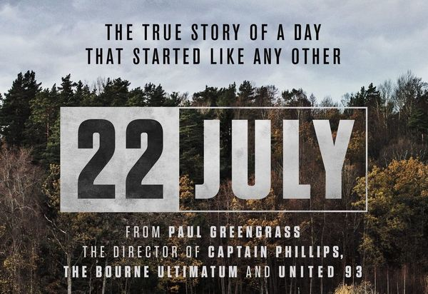 '22 July' Review