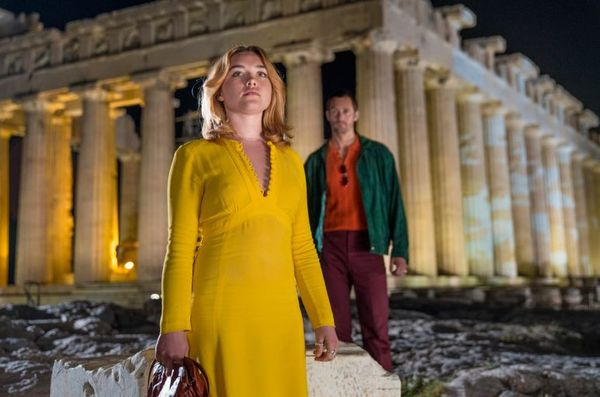 Trailer: 'The Little Drummer Girl' starring Michael Shannon, Florence Pugh, Alexander Skarsgård