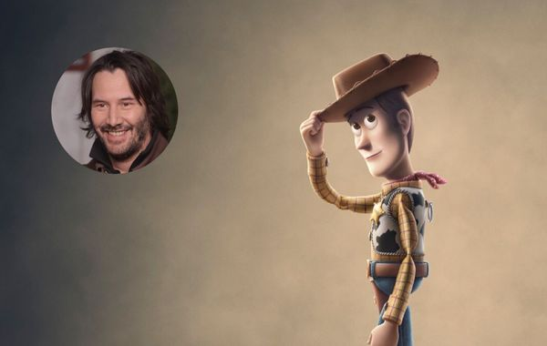 Keanu Reeves joins the cast of 'Toy Story 4'