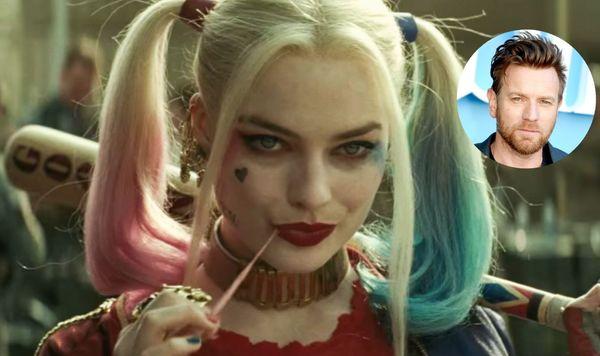 Ewan McGregor cast as villain Black Mask in Margot Robbie's 'Birds of Prey'