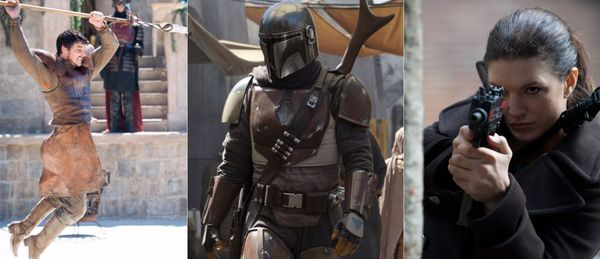 Pedro Pascal and Gina Carano join Disney's Star Wars series 'The Mandalorian'