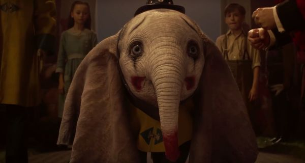 Official Trailer: Disney's 'Dumbo'