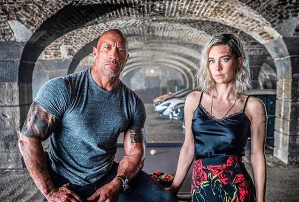 "First look at Vanessa Kirby in 'Fast and Furious' spin-off ""Hobbs and Shaw"""
