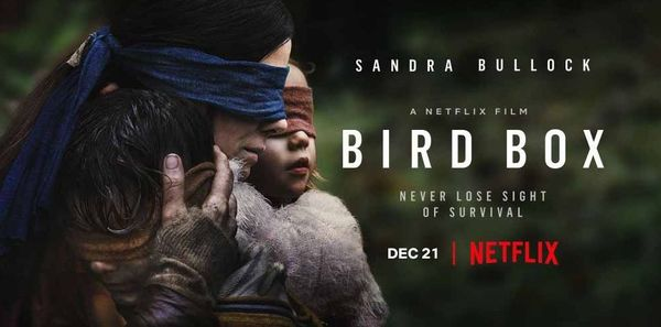 BIRD BOX (2018) Movie Review