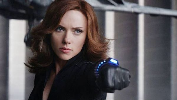 Scarlett Johansson's 'Black Widow' reportedly filming February