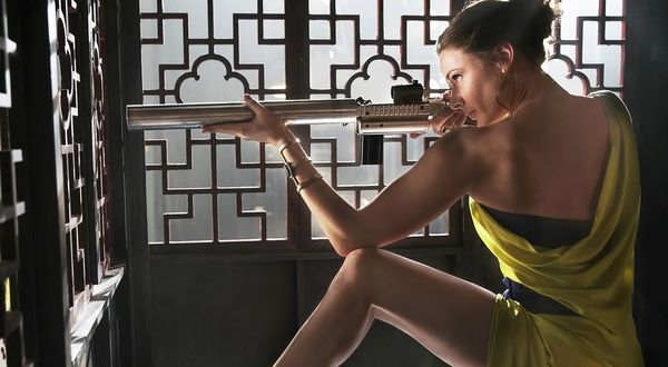 Rebecca Ferguson returning for 'Mission: Impossible 7'