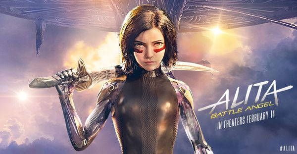 'ALITA: BATTLE ANGEL' (2019) Movie Review