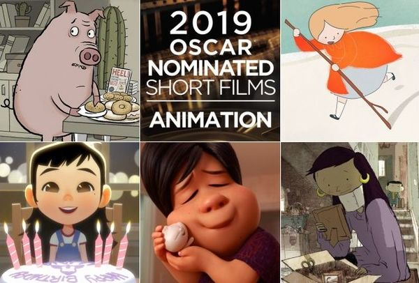 '2019 Oscar Nominated Animated Short Films' Review
