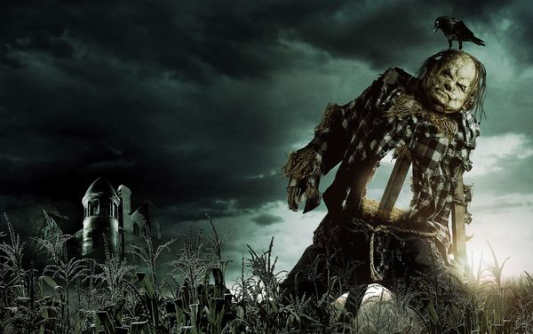 First Teaser Promos for Guillermo del Toro's 'Scary Stories to Tell in the Dark'