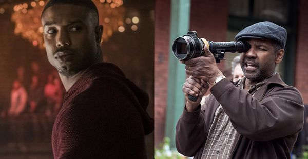 Michael B. Jordan will star in Denzel Washington's drama 'Journal for Jordan'