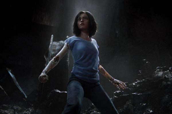 'Alita: Battle Angel' review