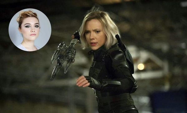 Marvel's 'Black Widow': Florence Pugh in talks to star opposite Scarlett Johansson
