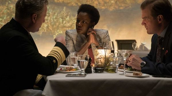 James Gunn's 'The Suicide Squad' will feature the return of Viola Davis as Amanda Waller