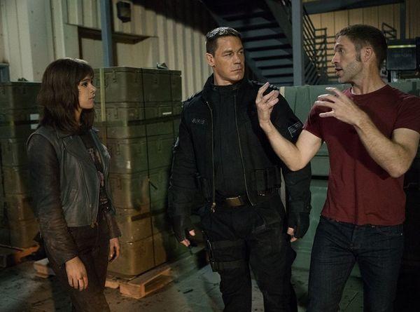 John Cena in talks to join James Gunn's 'Suicide Squad' reboot