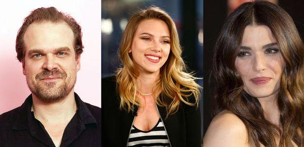 Rachel Weisz and David Harbour in talks to join Marvel's 'BLACK WIDOW'