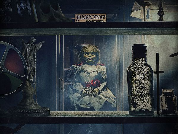 First Trailer: 'Annabelle Comes Home' starring Vera Farmiga, Patrick Wilson, McKenna Grace, and Madison Iseman