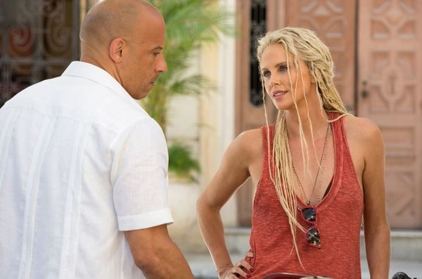 "Universal's female-led ""Fast & Furious"" spin-off targeting Charlize Theron's ""Cipher"""