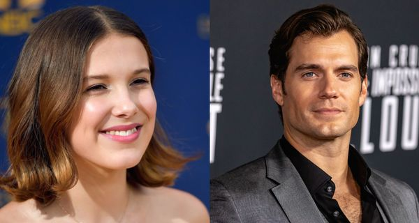 Henry Cavill joins Millie Bobby Brown in Legendary's 'Enola Holmes'