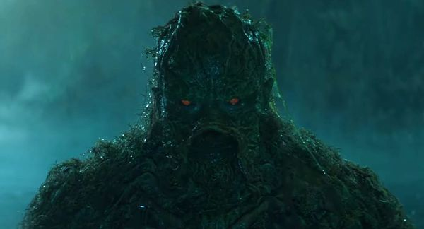 DC Universe Cancels 'Swamp Thing' After One Season