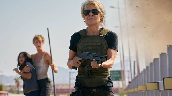 Check Out Exclusive Photos From 'Terminator: Dark Fate' Courtesy Entertainment Weekly