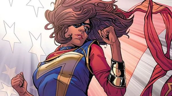 Marvel is developing a live-action 'Ms. Marvel' series for Disney+