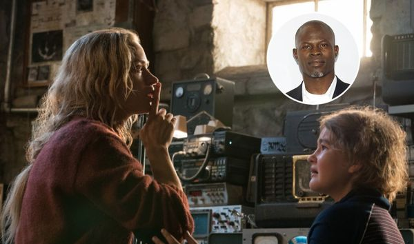 Djimon Hounsou joins the cast of 'A QUIET PLACE 2'