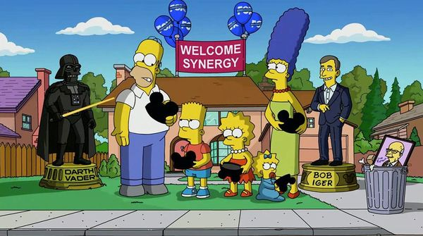'The Simpsons' Producers Talk Joining Disney and The Future