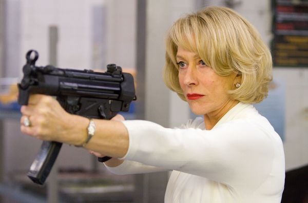 Helen Mirren poised to get behind the wheel in 'Fast and Furious 9'?