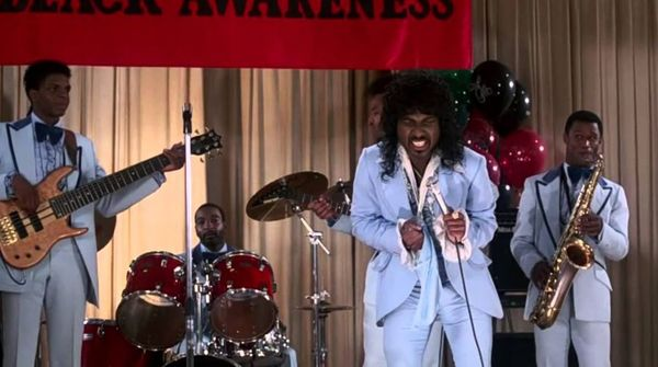 'Coming 2 America': Eddie Murphy Confirms Randy Watson and Sexual Chocolate Are Returning