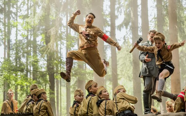 Taika Waititi and Scarlett Johansson bring some wildly conflicting emotions in 'Jojo Rabbit' (TIFF review)