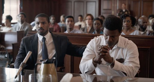 Trailer: Michael B. Jordan and Jamie Foxx fight social injustice in 'JUST MERCY'