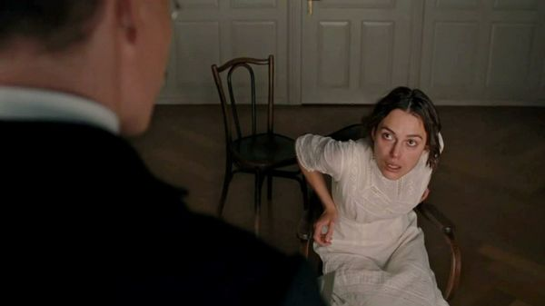 I'm not mad, you know. A Dangerous Method | Cultjer A Dangerous Method Scene