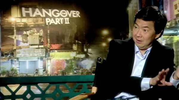 Ken Jeong talks about ...