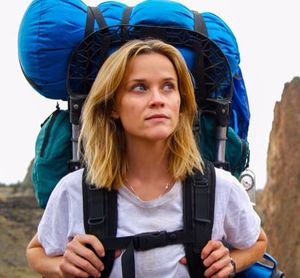 Reese Witherspoon goes into the wild