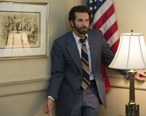 Bradley Cooper stars as FBI agent Richie DiMaso in David O.